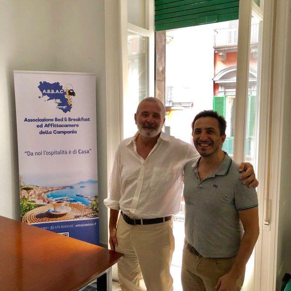 Sorrento, nominato il coordinatore Abbac Penisola, è l'imprenditore Turistico Sergio Fedele