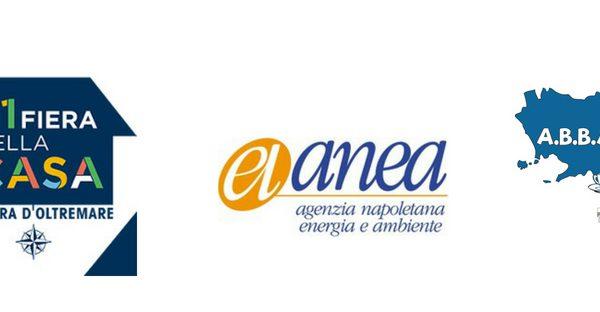 L'Abbac alla Fiera della Casa a Napoli propone consulenze energetiche gratuite con Anea