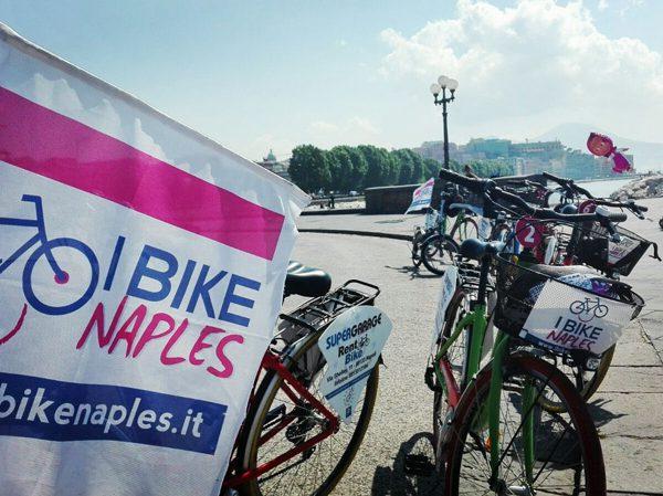I Bike Naples: Convenzione stipulata tra ABBAC e ANEA per le ciclopasseggiate per Napoli