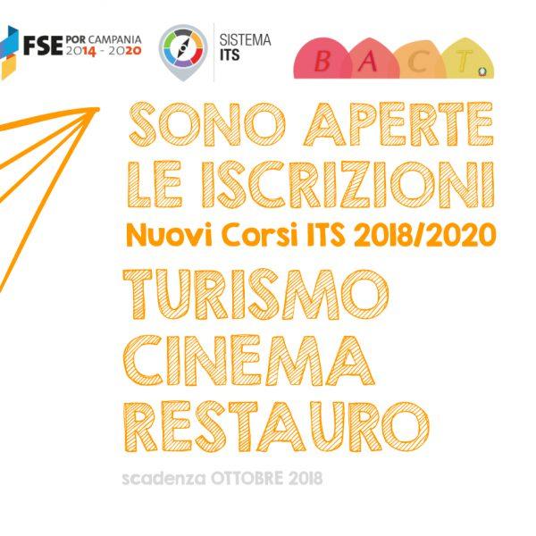 Campania, corsi gratuiti per smart turismo, restauro e cinema