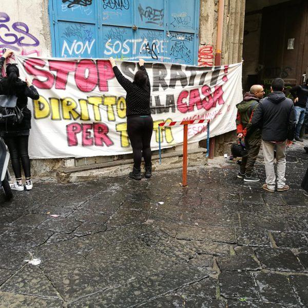 Napoli, sfratto in centro storico per farne un B&B, l'Abbac replica al Comitato e invoca intervento dell'Amministrazione Comunale