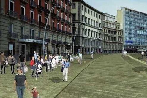 Napoli, restyling lungomare. L'Abbac occorre azione strutturale sostenibile che coinvolga tutta la città
