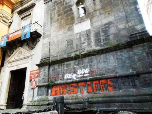 L'Abbac nel coordinamento per garantire la pulitura dei monumenti del centro storico di Napoli. Sabato 13 aprile la firma del protocollo e l'avvio della pulizia a San Lorenzo Maggiore