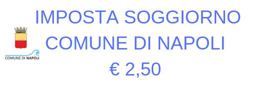 Napoli, tassa di soggiorno confermata a € 2,50 e con avvio dal 1 ...