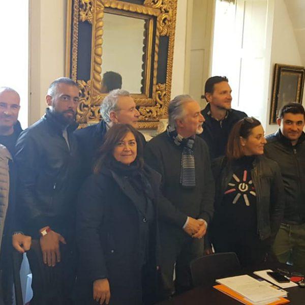 Abbac Penisola Sorrentina contribuisce al restauro di un'opera del Museo Correale. La soddisfazione degli operatori