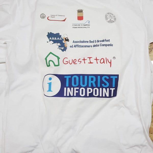 Napoli, da venerdì 19 aprile parte il progetto Infopoint turistico. Abbac e GuestItaly sponsor del progetto promosso da Prima Municipalità e UniParthenope