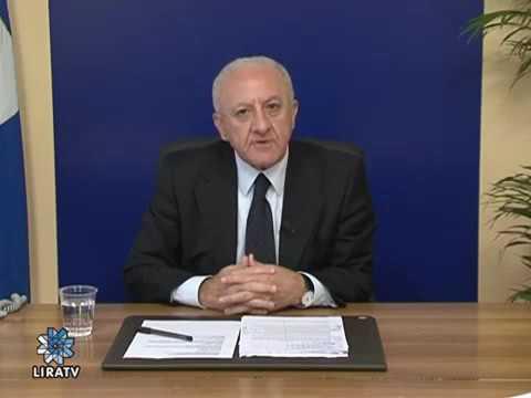 Campania, organizzazione turistica da rivedere, il Governatore lo ammette in TV confermando quanto l'Abbac chiede da tempo