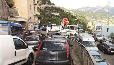 Costiera Amalfitana, ordinanza traffico, per Abbac provvedimento non risolutivo