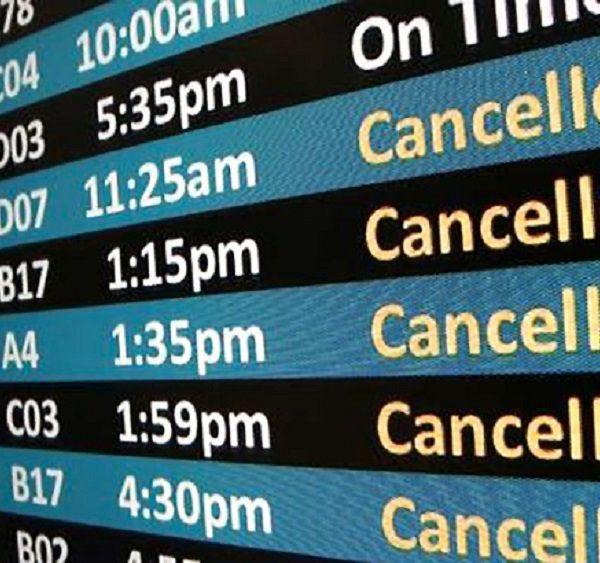 Scioperi aerei autunnali, è caos per i voli cancellati. Scopri quali