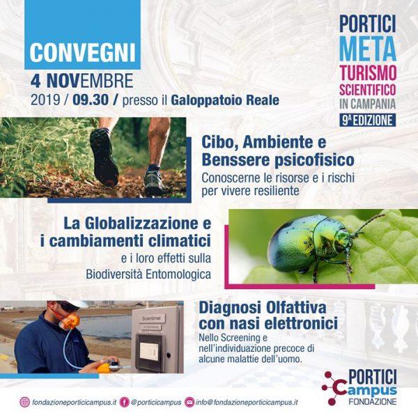 Turismo scientifico, a Portici con i centri di ricerca. L'Abbac tra le prime a condividere obiettivi della fondazione PorticiCampus