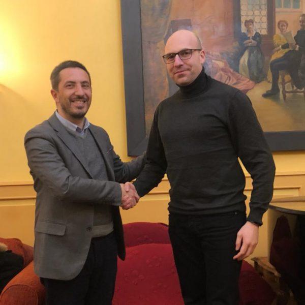 Penisola Sorrentina, nominato il coordinatore Abbac, si tratta dell'imprenditore Marcello Coppola, gli auguri degli associati e del presidente Abbac Ingenito