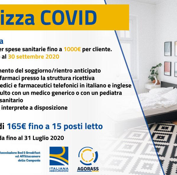 Assicurazione Covid, l'Abbac GuestItaly attiva una polizza ad hoc per la tutela dei gestori. E' la prima in Italia