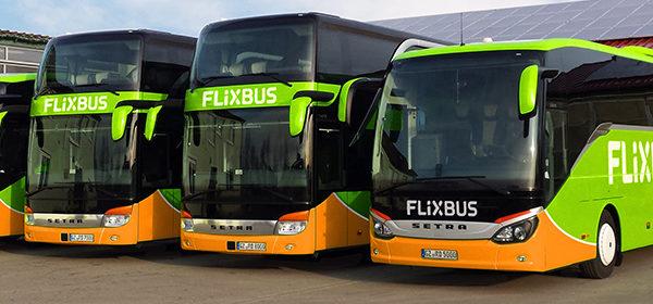Flixbus riapre 280 rotte in Italia e si espande in Europa