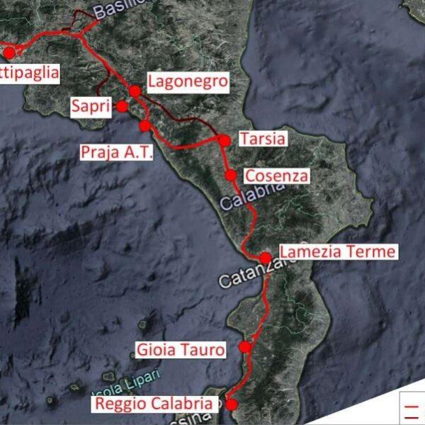 Alta velocità Salerno Reggio Calabria, l'Abbac in audizione in Commissione regionale