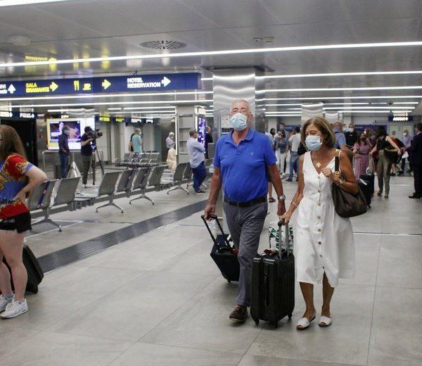 Arrivi dall'estero, altri aggiornamenti e un focus su UK e Usa