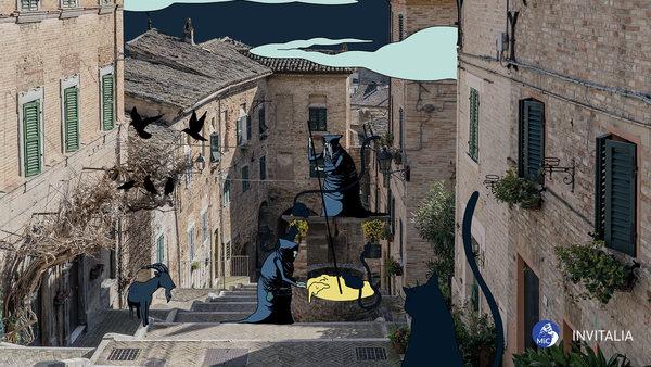 I Borghi Animati, ecco il progetto vincitore del programma Viaggio in Italia