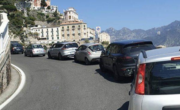 Mobilità in Costiera Amalfitana, è il caos annunciato. Intervenga il Prefetto.